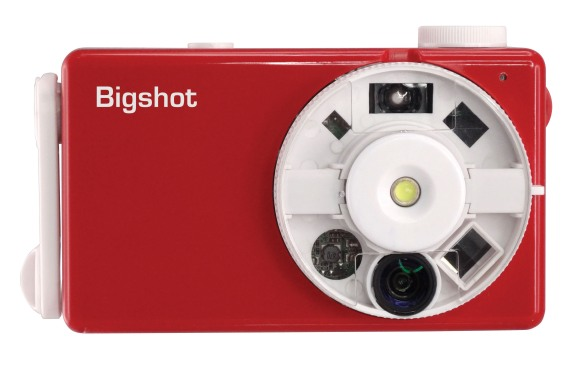 Bigshot Front View