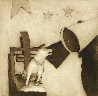 """HMV"" by Margaret Manchee (courtesy of the artist)"