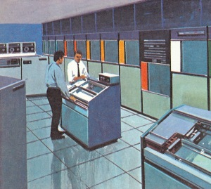 "Image taken from ""Computers at Work"" © 1969 The Hamlyn Publishing Group"