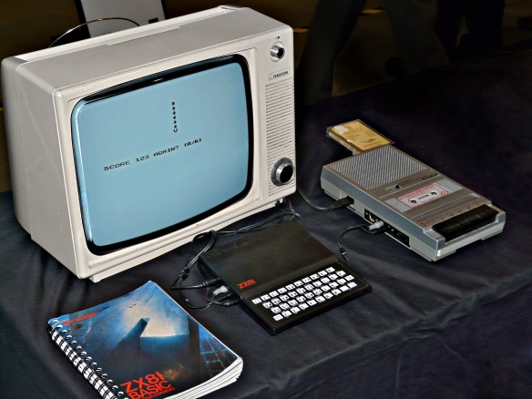 Home computing circa 1980
