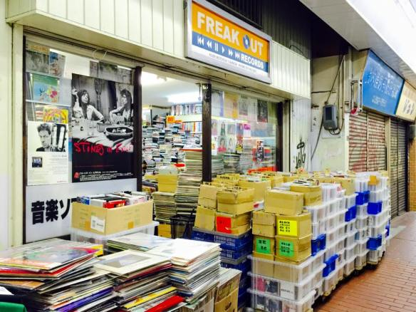 A Crate Diggers Paradise....