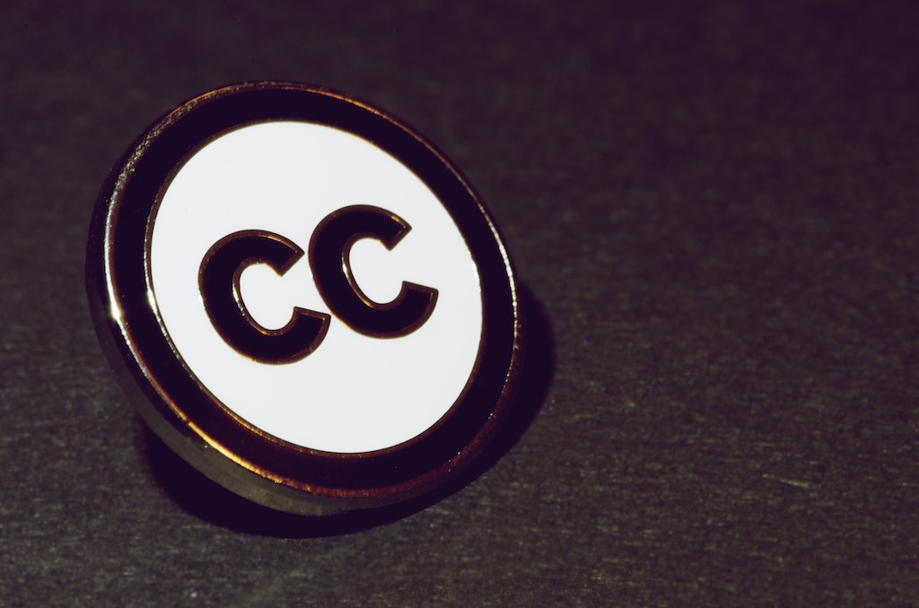 The use of Creative Commons means knowledge becomes easier to share (Photo by Kristina Alexanderson, image sourced from flickr(