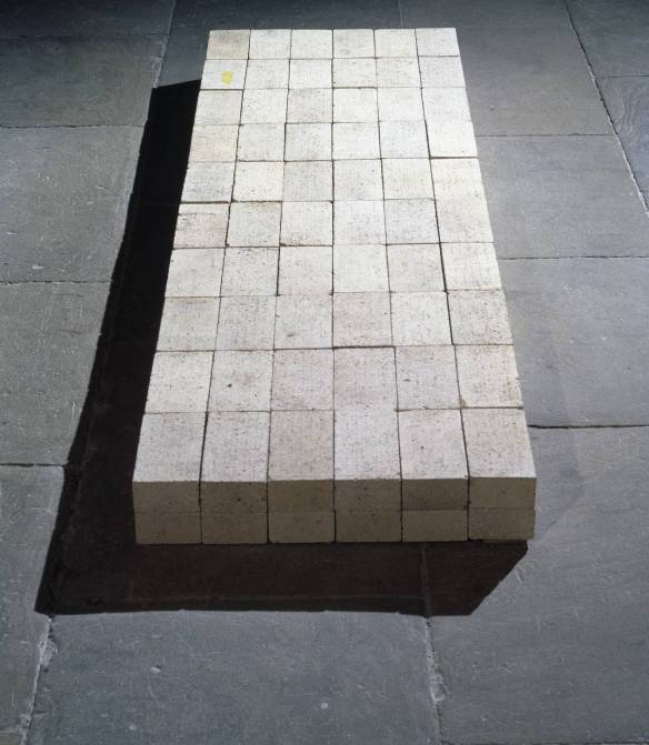 Equivalent VIII (1966) Carl Andre (b.1935) Purchased 1972 http://www.tate.org.uk/art/work/T01534