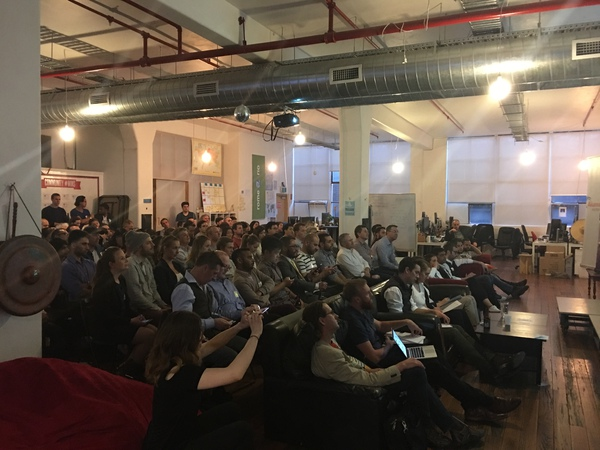 Image sourced from Startup Vic's Meetup page (Photo by Daniel)